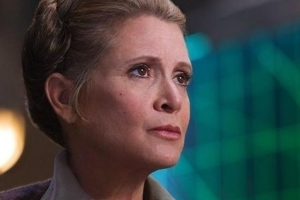 Star Wars cast open up about the loss of Carrie Fisher