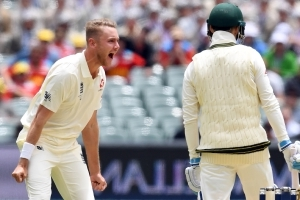 Border: Sledging isn't a great look