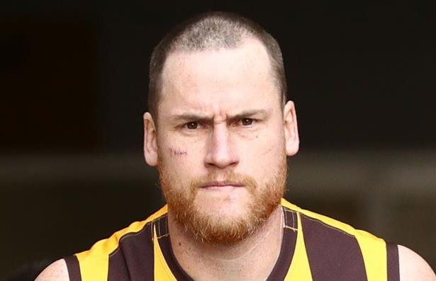 Hawthorn skipper Jarryd Roughead won't lead his teammates on a pre-season tour of New Zealand after undergoing knee surgery.