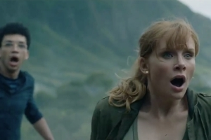 'Jurassic World: Fallen Kingdom' Clip Teases Dinosaur Mayhem In Upcoming Sequel