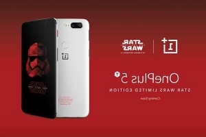 Meet the Star Wars edition of the OnePlus 5T