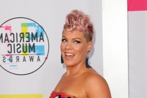 Pink and Christina Aguilera's secret duet