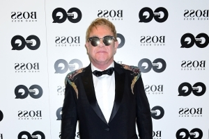 Sir Elton John 'in shock' at death of his mother