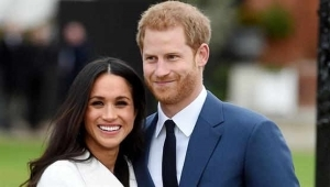 Prince Harry, Meghan Markle are posing for a picture: Prince Harry & Meghan Markle's Wedding Will Be Televised