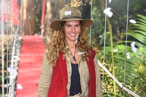 Rebekah Vardy takes aim at Iain Lee after leaving I'm A Celebrity jungle