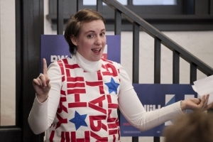 Lena Dunham says she warned Clinton campaign about Harvey Weinstein