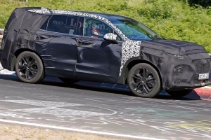 Next-Generation Hyundai Santa Fe To Debut In February 2018