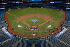 Rogers considering sale of Blue Jays, stake in Cogeco