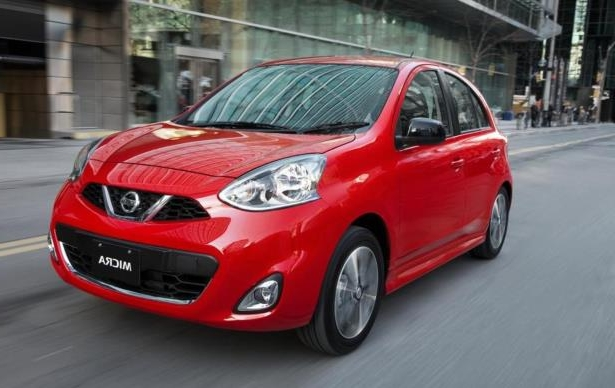 Slide 2 of 6: 2015 Nissan Micra