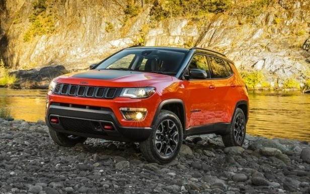 Slide 3 of 6: 2017 Jeep Compass