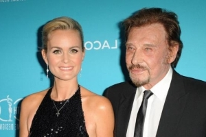 Johnny Hallyday mort : Laeticia