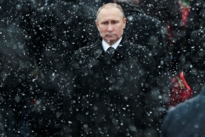 Putin's power: From mean streets to Kremlin