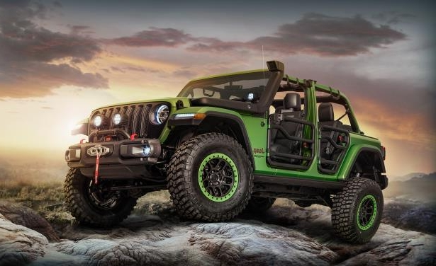 Slide 1 of 22: 2018 Jeep Wrangler Custom