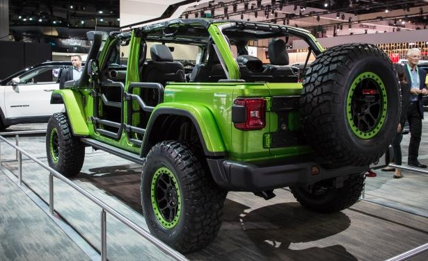 Slide 15 of 22: 2018 Jeep Wrangler Custom