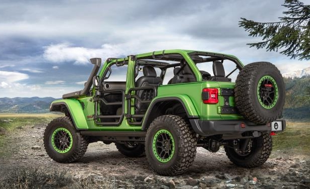 Slide 2 of 22: 2018 Jeep Wrangler Custom