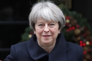 Theresa May disagrees with Donald Trump's 'unhelpful' decision on Jerusalem