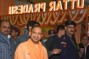 Woman 'marries' Yogi Adityanath to attract UP govt's attention to Anganwadi workers' issues