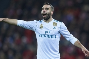 Carvajal to miss Champions League last-16 first leg for purposeful yellow card