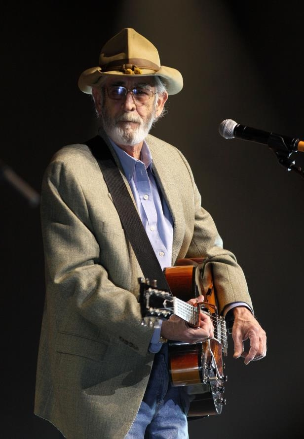 Slide 54 of 181: FILE - In this April 10, 2012 file photo, Don Williams performs during the All for the Hall concert in Nashville, Tenn. Williams, an award-winning country singer with love ballads like