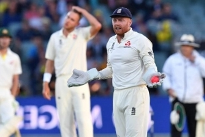 Ashes 2017/18: Jonny Bairstow lays down the law to Australia on sledging