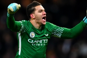 Ederson: City looking for victory in Manchester derby