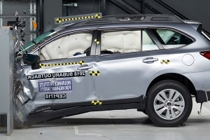Only 15 Cars Earn 2018 IIHS Top Safety Pick+ Rating
