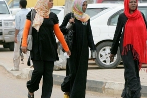 Sudanese women charged over trousers