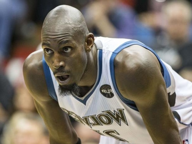 Garnett would love to buy team, but not with TWolves owner Glen Taylor