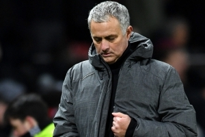 Jose Mourinho believes that title race is over