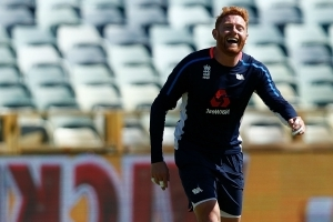 Bairstow up to six in unchanged England team