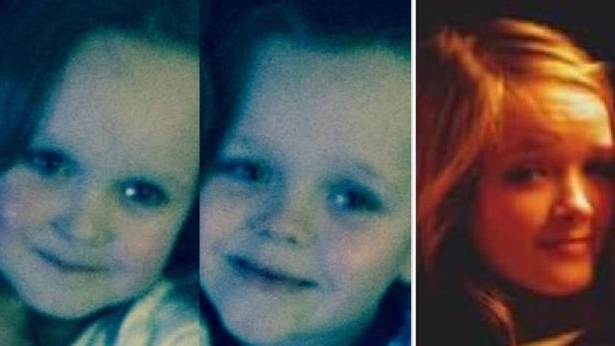 Demi, 14, Brandon, 8, and Lacie, 7, were all killed in the fire. Pics. Facebook