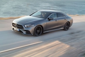 Six-Cylinder Mercedes-AMG CLS53 Coming in Lieu of CLS63