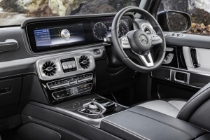 New Mercedes-Benz G-Class to carry on styling tradition