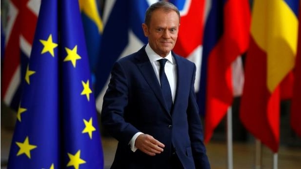 European Council president Donald Tusk: Donald Tusk has suggested a final deal by March 2019 is possible but could prove