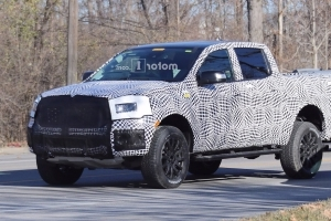 New Ford Ranger Rumored To Debut At NAIAS In Detroit