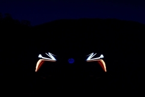 Lexus LF-1 Limitless Concept Front End Teased