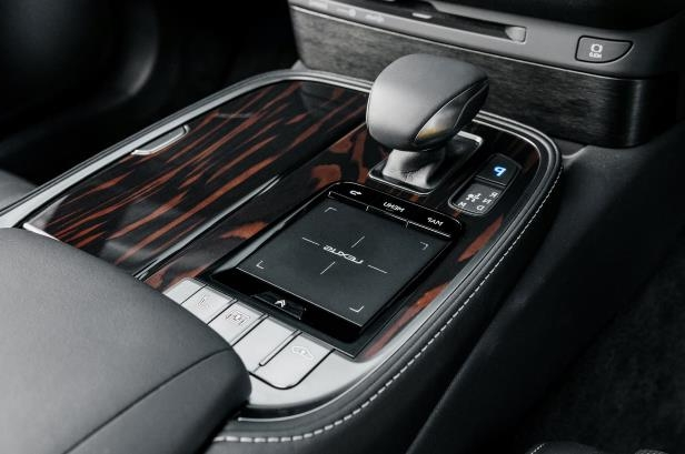 Slide 48 of 146: 2018-Lexus-LS-500-center-console.jpg