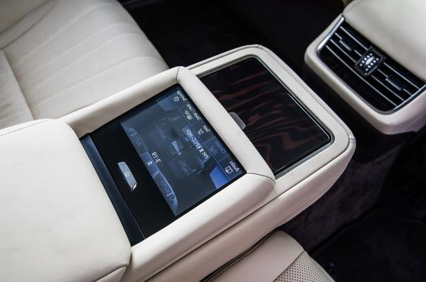 Slide 6 of 146: 2018-Lexus-LS-500-AWD-rear-center-console.jpg