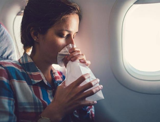 The dirtiest spots on airplanes and how to avoid the germs