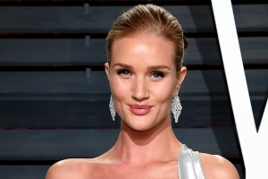Rosie Huntington-Whiteley gives first glimpse of six-month-old son Jack