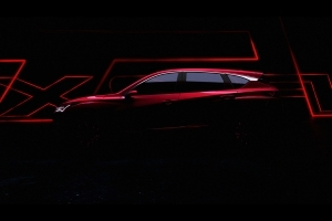 Acura RDX Prototype Previews Bolder Luxury Crossover