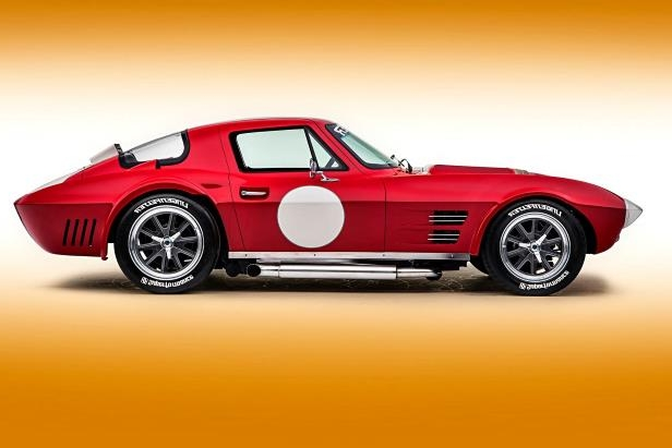 Slide 1 of 60: 01-2017-1964-corvette-grand-sport-superformance-lingenfelter