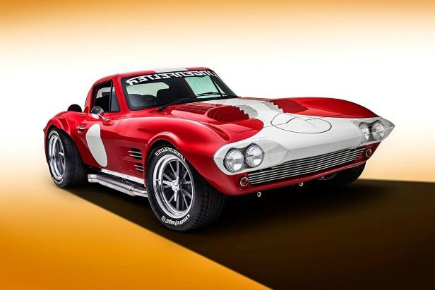 Slide 3 of 60: 03-2017-1964-corvette-grand-sport-superformance-lingenfelter.jpg