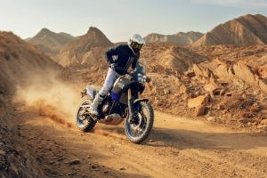 Yamaha Continues to Tease Us With New Tenere 700 World Raid Concept
