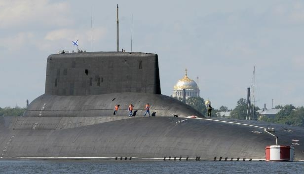 US News: Russian submarines are prowling around vital