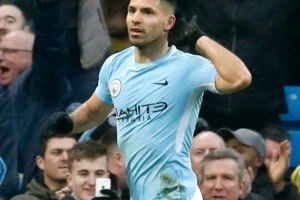 Guardiola: Aguero a legend