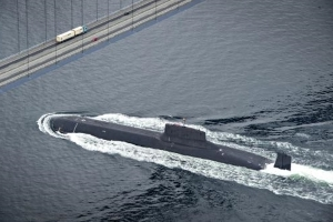 NATO: Russia Undersea Activity Highest 'Since Cold War'