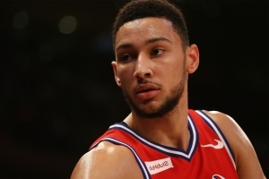 Simmons quiet as 76ers snap NBA losing run