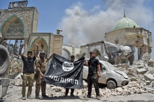 Down but not out: Why ISIS will still be a threat in 2018