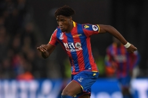 "Zaha ""easily good enough"" for Gunners says Wright"